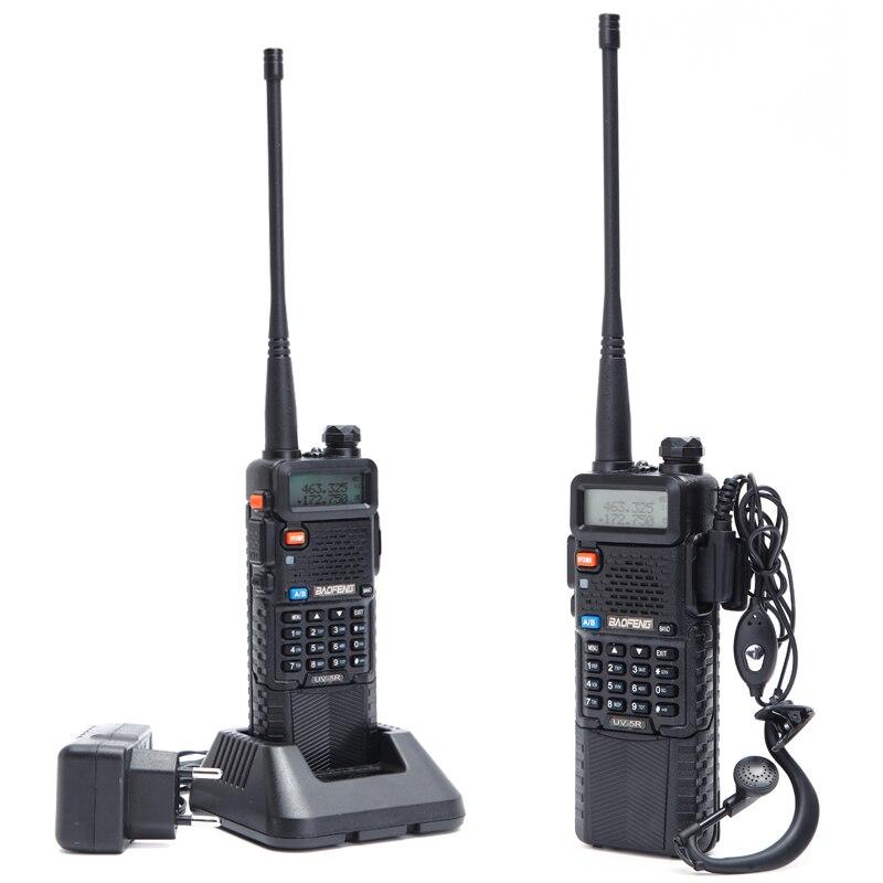Image 3 - De Baofeng UV 5R 3800 Walkie Talkie 5 vatios de doble banda UHF  400 520MHz VHF 136 174MHz Radio de dos vías uv82 uv 82 UV5R portátil CB  RadioTransceptor   -