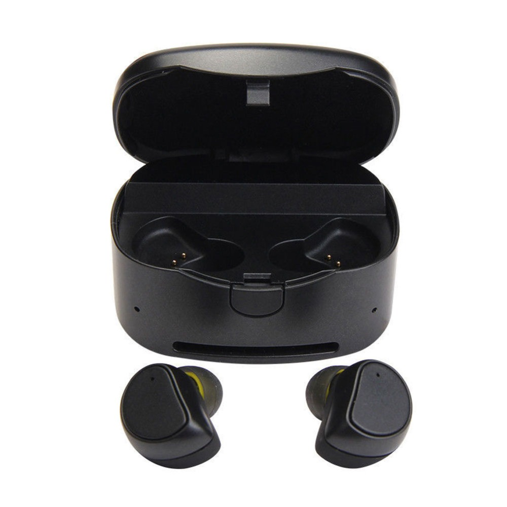 576fc67eee7 Mini HV 316T TWS Wireless Earbuds with Charging Box portable Audio #276264  -in Bluetooth Earphones & Headphones from Consumer Electronics on  Aliexpress.com ...