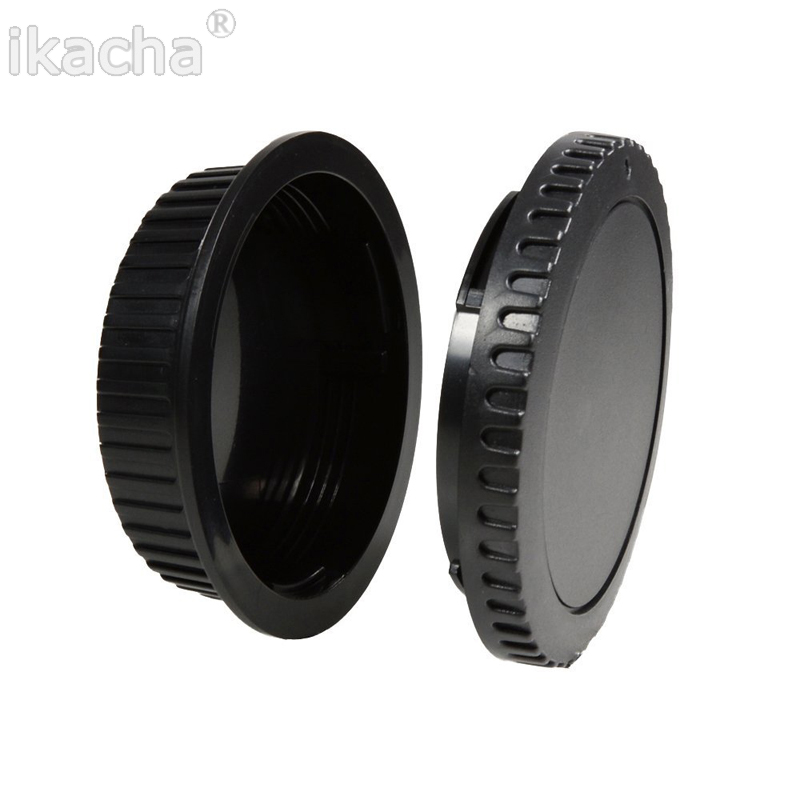 For Canon EOS Camera Body Cover + Lens Rear Cover Cap For Canon EOS mount for EF 5D II III 7D 70D 700D 500D 550D 600D 1000D