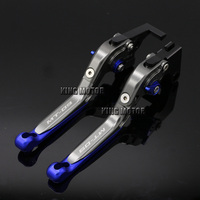 For YAMAHA MT 09 MT 09 Tracer 2014 2015 Motorcycle Accessories Folding Extendable Brake Clutch Levers