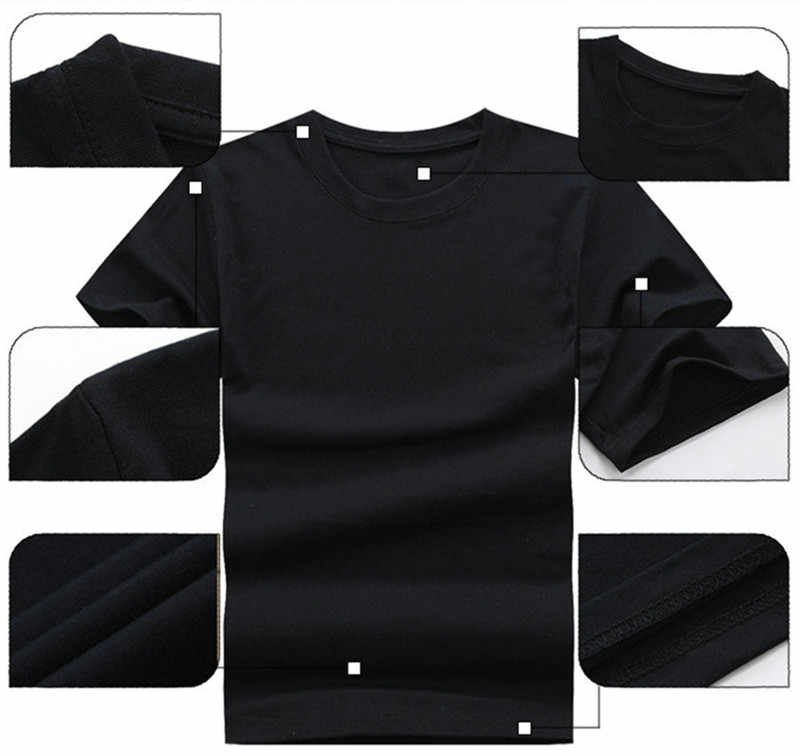 Custom Shirts Men'S Korte Wit Carnivore Vergelding O-hals Kerst Shirt