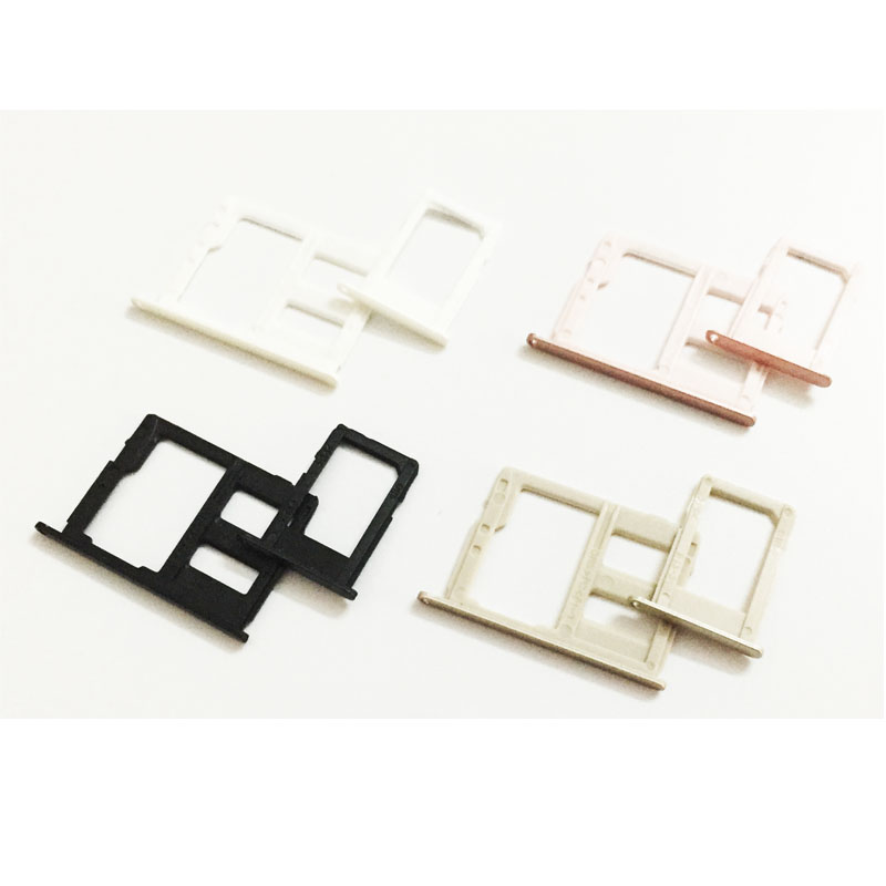 For Samsung Galaxy J5 Prime J7 Prime On5 On7 G6100 G5700 SIM Card Micro SD Tray Holder Slot Adapter