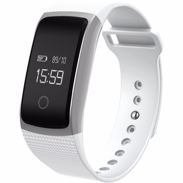 4.0 Bluetooth Smart Bracelet  IP67 Waterproof Level A09 Bluetooth  Heart Rate Smart Watch For Android IOS