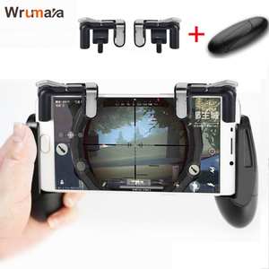Wrumava Mobile phone and controller gun