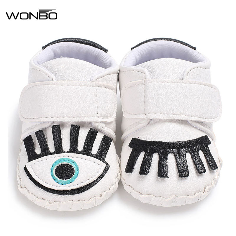 Retail New PU Leather Baby Shoes Baby Moccasins Single eyes Baby boys girls Shoes Newborn Infant Shoes first walkers
