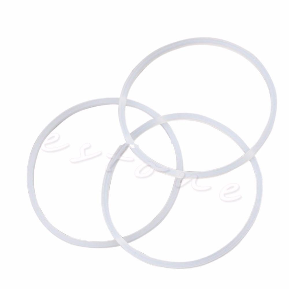 6 шт. новые сменные прокладки резиновое уплотнительное кольцо для Magic Bullet плоский/крест лезвие