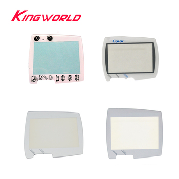 100PCS Protector Plastic Glass Screen Lens  for BANDAI for WSC for wonderswan handheld game console