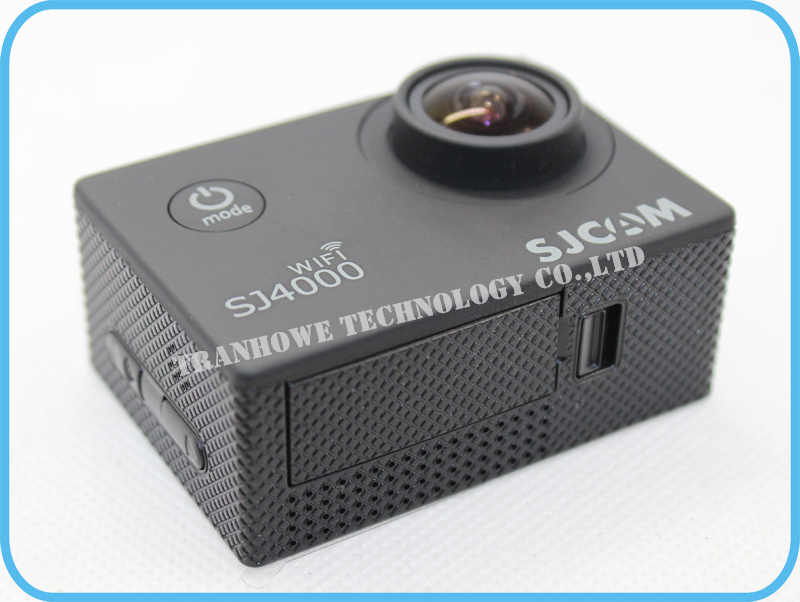 Livraison gratuite!! Original SJCAM SJ4000 WIFI plongée 30 M étanche extrême casque Cam Sport Action Cam - 3