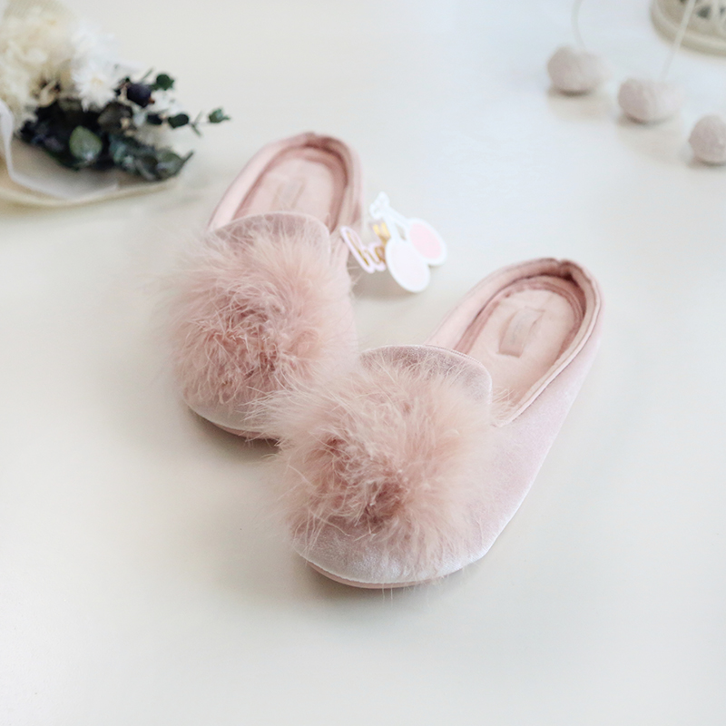 Cute Women Slippers Home Indoor Women House Shoes Summer Ladies ...