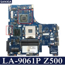 цена на KEFU VIWZI-Z2 LA-9061P Laptop motherboard for Lenovo Z500 Test original mainboard with Video card