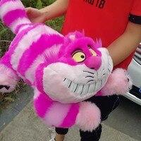 30CM Alice in Wonderland the Cheshire Cat Plush Toys Soft Cartoon Stuffed Animal Baby Kids Gifts Birthday Christmas Day