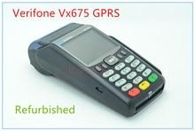 цена Verifone Refurbished Vx675 GPRS POS Terminals Credit card reader