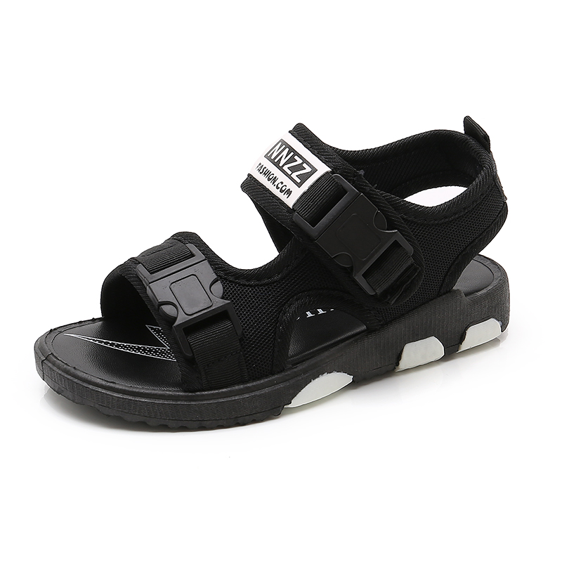 Bekamille Kids Sandals For Boys Summer Children Boy Baby Child Shoes Soft Bottom Beach Travel Sandals Infant Sport Shoes