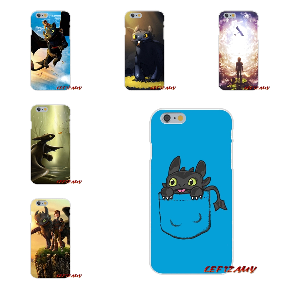 Accessories Phone Shell Covers How to Train Your Dragon For Xiaomi Redmi 3 3S 4A 5A Pro Mi4 Mi4C Mi5S Mi6X Mi Max2 Note 3 4 5A