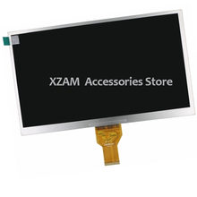 Original 10.1 inch inch polegadas tablet lcd display H-H10118FPC-C0 40pin tela lcd 1024*600 meados do painel lcd