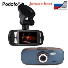 Podofo Car DVR Original Dash Cam Novatek 96650 2 7 LCD Car font b Camera b