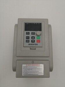 Image 2 - Falownik VFD 1.5KW/2.2KW/4KW Mini przetwornica częstotliwości ZW AT1 3P 220V lub potrójne Delta 380V wyjście z małą opłatą za wysyłkę Wyt3