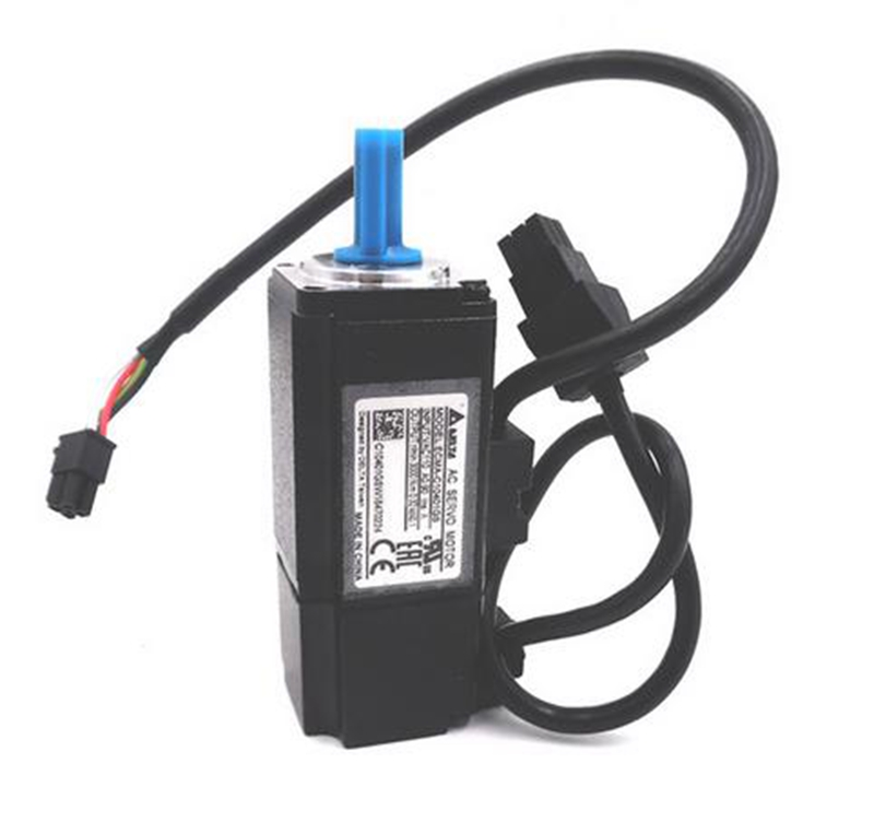 New Original ECMA-C10401GS 220V 100W 0.32NM 3000rpm AC Servo Motor with Oil Seal for A2 Drive new original detla servo driver 220v 100w 0 32nm 3000rpm a2 ecma c10401hs