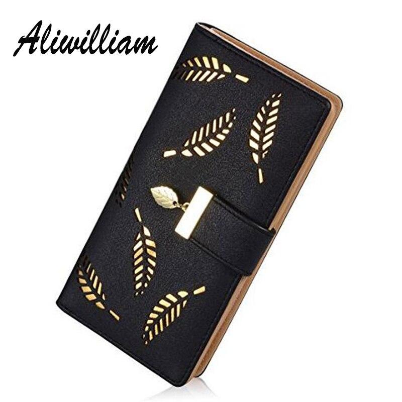 Aliwilliam Brand Leaves Hollow Women