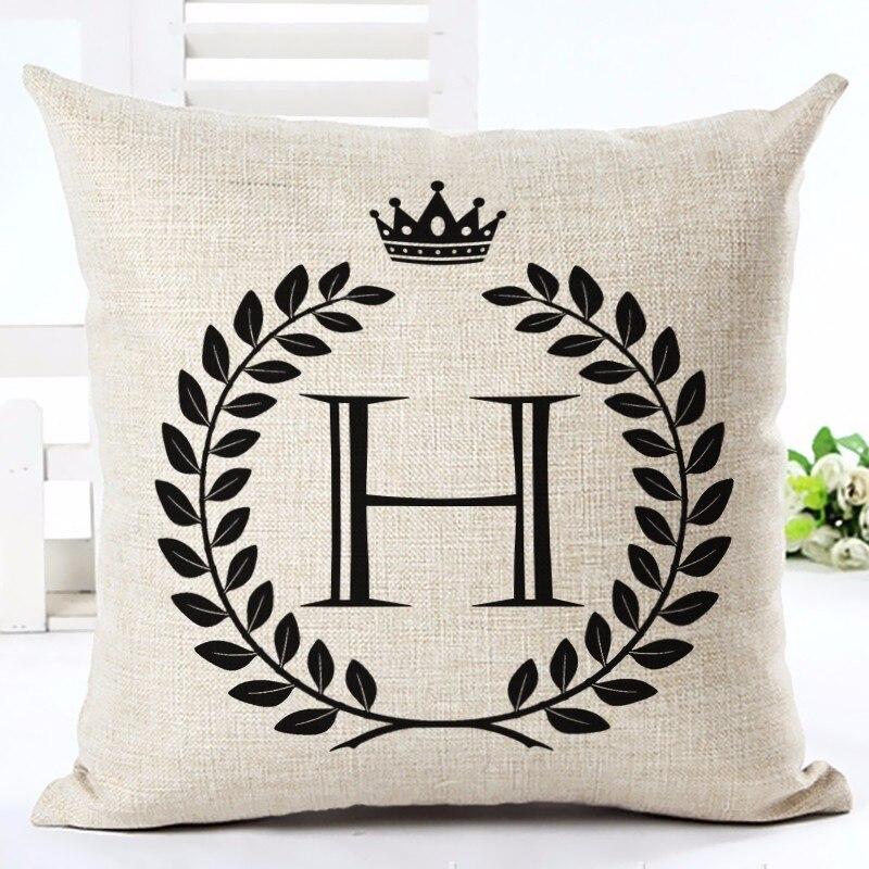 Letter-Alphabet-Printed-Cotton-Linen-Pillowcase-Decorative-Pillows-Cushion-Use-F