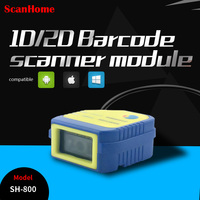 ScanHomeSH 800 Scanner Module 2D Scanner Module Electronic Paper Ticket Embedded Fixed Scanner Scan