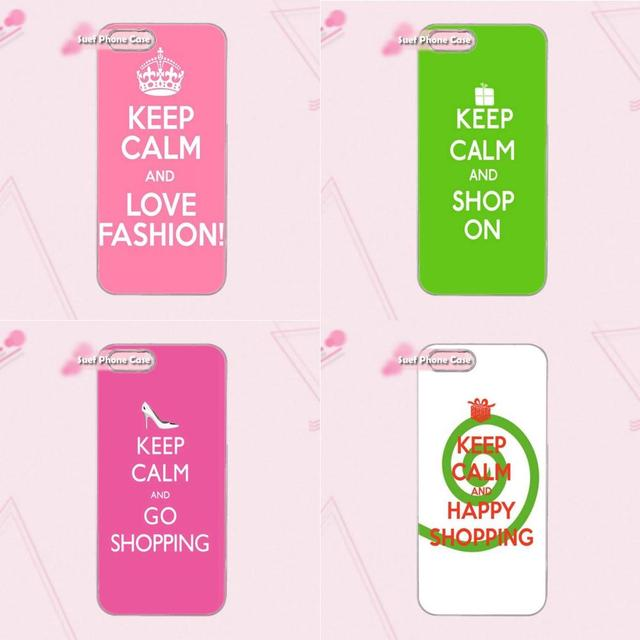 Quotes Funny Keep Calm And Shop On Words For Women For Huawei G7 G8