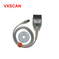 Cheapest MINI VCI For TOYOTA Single Cable Support For Toyota TIS OEM Diagnostic Software High Performance