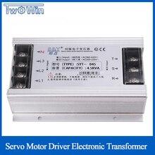 Серводвигатель электронный трансформатор 4500 Вт для серводвигателя переменного тока 380 В переменного тока 220 В