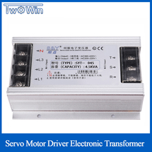 Servo motor sürücü elektronik transformatör 4500 W servo motor sürücü AC 380 V AC 220 V