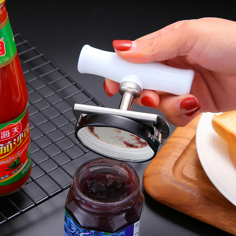 Labor-saving Capping Artifact Can Opener Bottle Opener Glass Can Opener Tool Open Screw Capper Wine Opener  Gadget  Kitchen