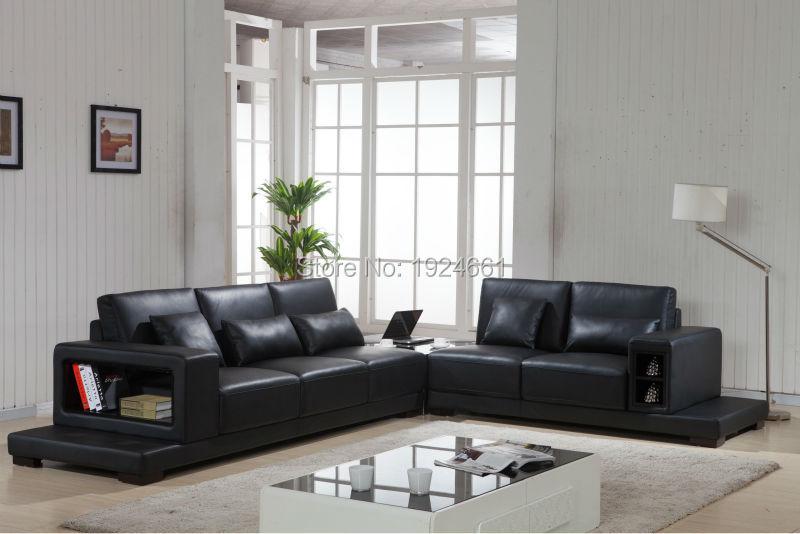 Popular modern design leather sofa buy cheap modern design - Sofa muebles rey ...