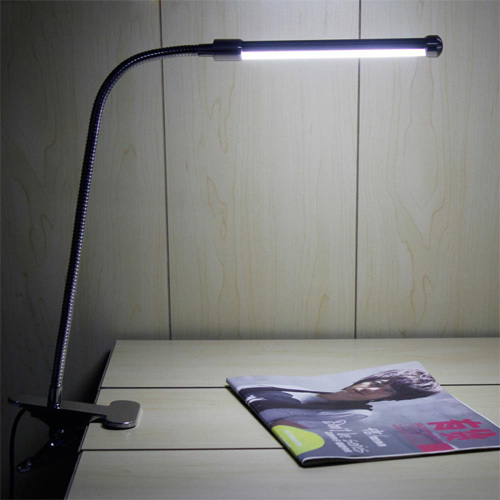 DOLILO LED Clip Light Clip Light Lamp Desk Lamp Bedside Lamp Eye Study Piano  Lamp 6W