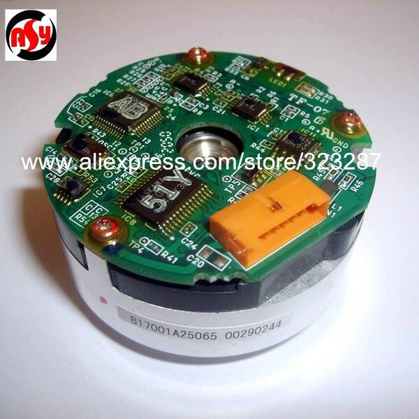 Rotary Encoder Utsih B17ck Work For Servo Motor Sgmsh