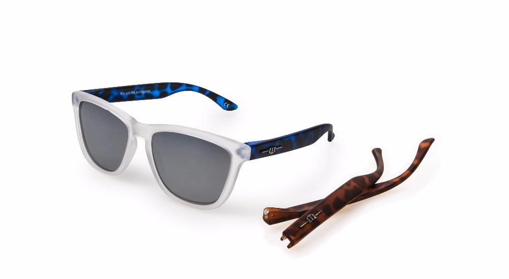 2018 Sunglasses Unisex Lenses Protect Eyes Women Glasses Polarized Blocks Both