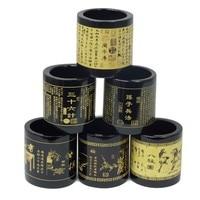 FREE Shipping Bamboo Pen Fashion Multifunctional Antique Small Chejian Preface