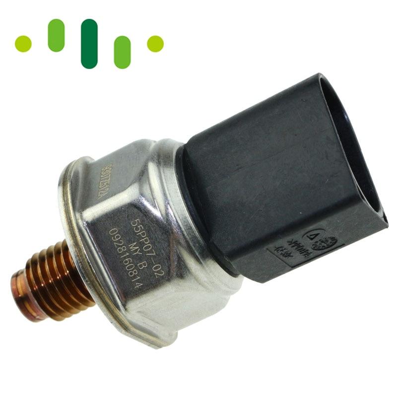 Fuel Rail High Pressure Sensor For Mercedes-Benz Kia Carnival Sedona Bongo 3 J3 55PP07-02 9307Z512A
