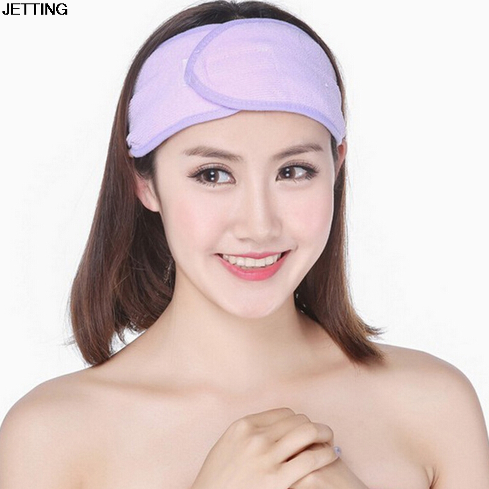 Wash Face Makeup SPA Hair Band Womens Sweat Elastic Soft headbands 1Pc Hot