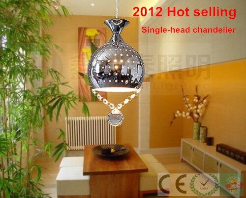 Modern Single-head chandeliers crystal pendant surface mounted ceiling lamp e27 base pendant lampsModern Single-head chandeliers crystal pendant surface mounted ceiling lamp e27 base pendant lamps