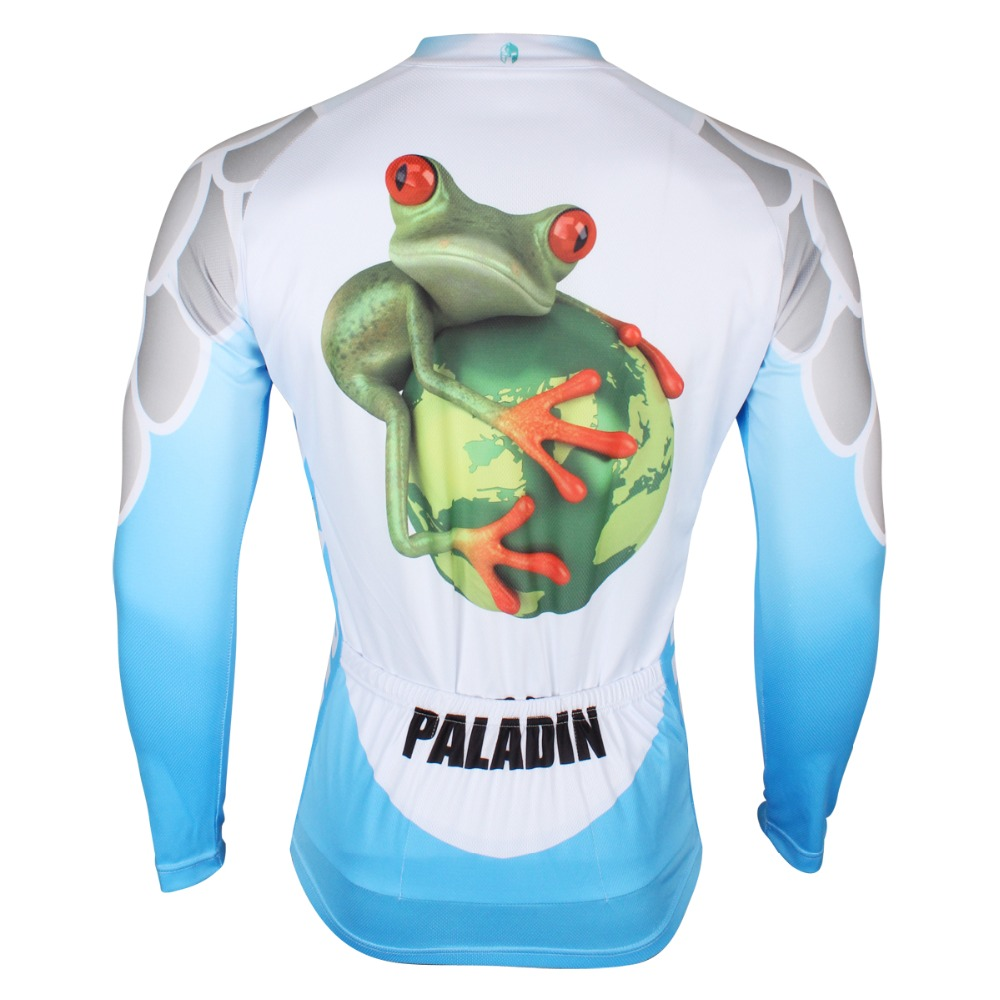 Tree frog pattern cycling jersey for men 2015 ropa ciclismo maillot  ciclismo fashion brand bicycle jerseys bike racing clothing-in Cycling  Jerseys from ... cc532fa80
