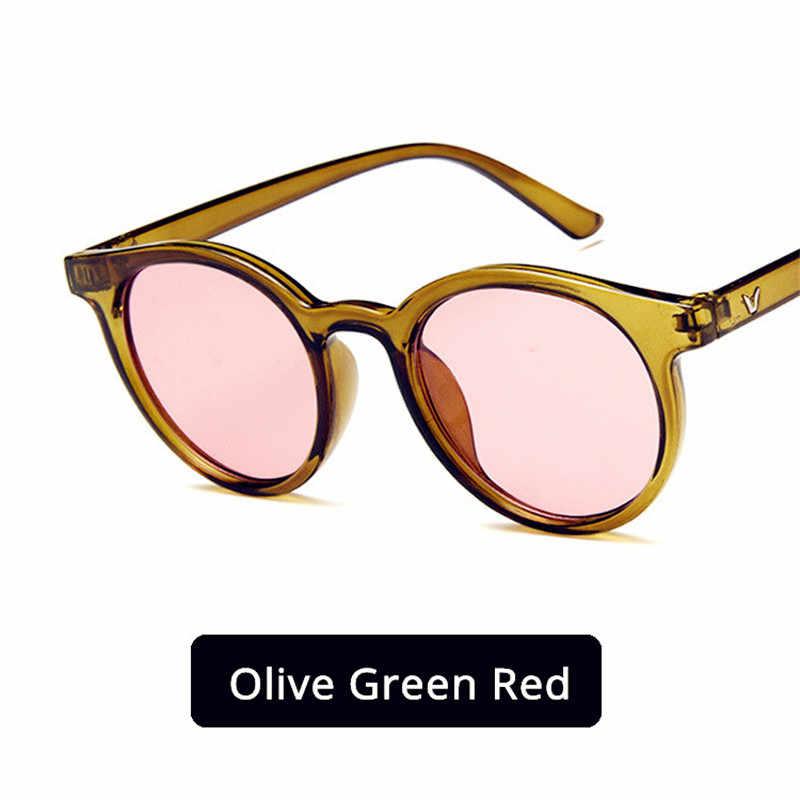 cdcdde32e4 ... CURTAIN Gafas de sol Mujer Lunette de Soleil 2019 New White Retro  Sunglasses Trend Wild Korean ...