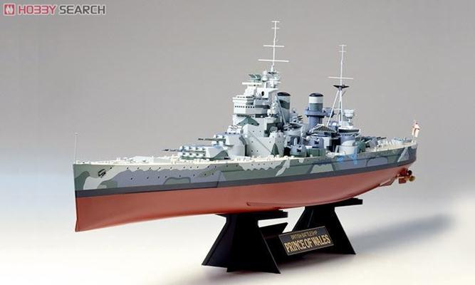 Assembly Model 1:350 World War II British Prince Welsh Battleship Model 78011 assemble ship model 78020 1 350 of world war ii navy destroyer snow wind
