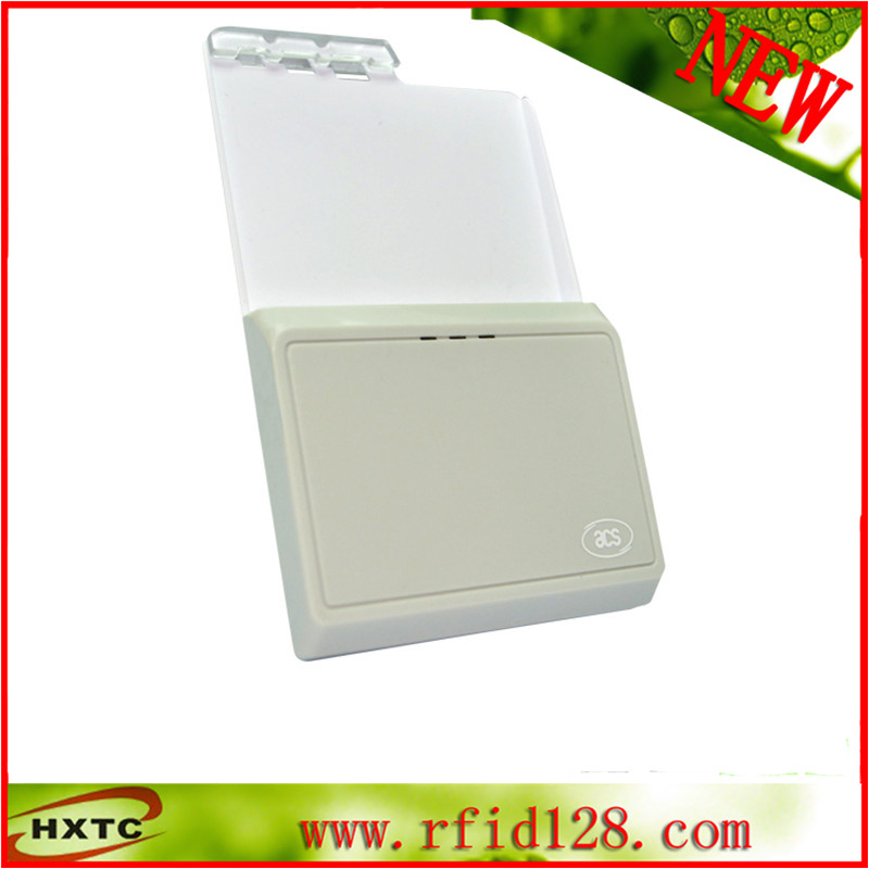 Portable emv reader and writer smart chip card reader with Bluetooth yongkaida best quality acr39 u uf pc sc ccid iso 7816 emv certified contact ic chip smart card reader