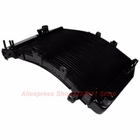 Motorcycle Radiator For Yamaha YZF R6 2003 2004 R6S 2006 2010 Aluminum Water Cooler Cooling Kit