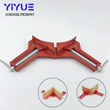 1 pcs Multifunction 4inch 90 degree Right Angle Clip Picture Frame Corner Clamp Mitre Clamps Holder Woodworking Hand Tool