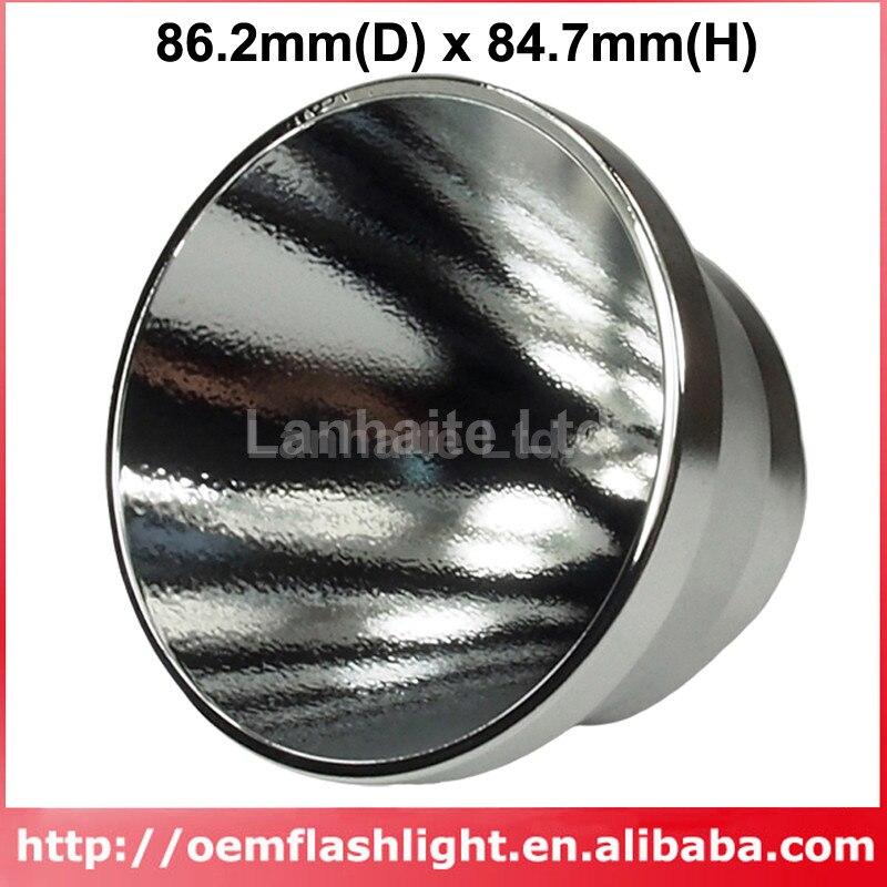 86.2mm(D) X 84.7mm(H) OP Aluminum Reflector (1 Pc)