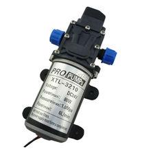 Interruptor de presión automático 6L/M 80 w 24 v dc Bomba de Agua de Alta Presión de lavado de coches