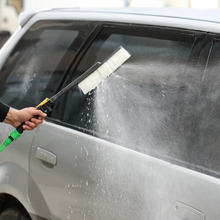 Retractable Foam Bottle Washing Brush