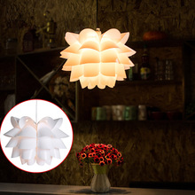 Luxury Lotus Flower Lampshade Lamp Shade for Ceiling Pendant