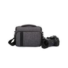 DSLR SLR Camera Bag Case for Canon EOS50D 6D 7D For  Nikon D610 D810 D750 Waterproof Shoulder Bags Cover selens se 01ch dslr camera bag case cover adjustable strip protector for dslr slr canon nikon dslr d90 d750 d5600 d5300 d5100