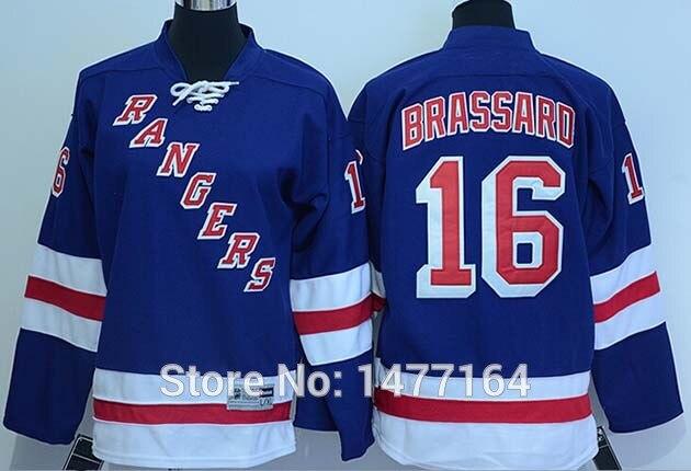 ... blue third official reebok jersey 659ba f6e45  reduced cheap 2016 kids new  york rangers hockey jerseys premeir stitched top quality 16 derick brassard 96bb5d7ef